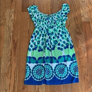Muse easy throw on dress
